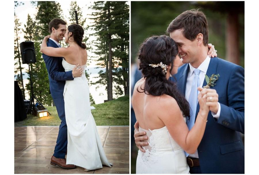52 tahoe wedding