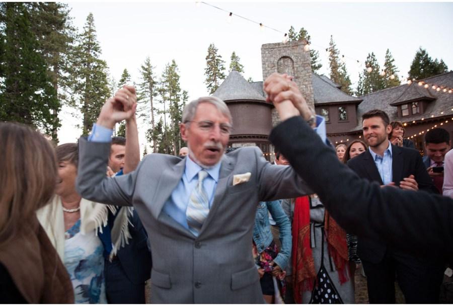 61 tahoe wedding