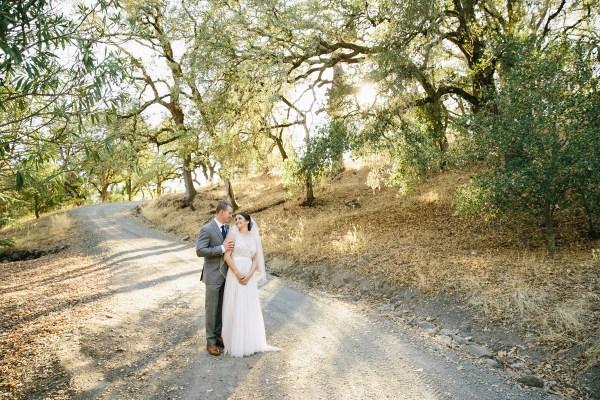 beringer winery wedding 2