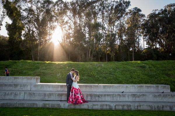 crissy field wedding