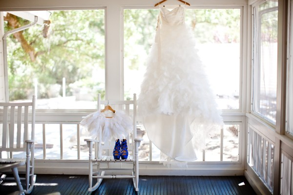napa wedding dress