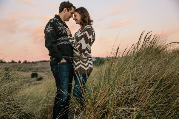 pt reyes engagement beach 3