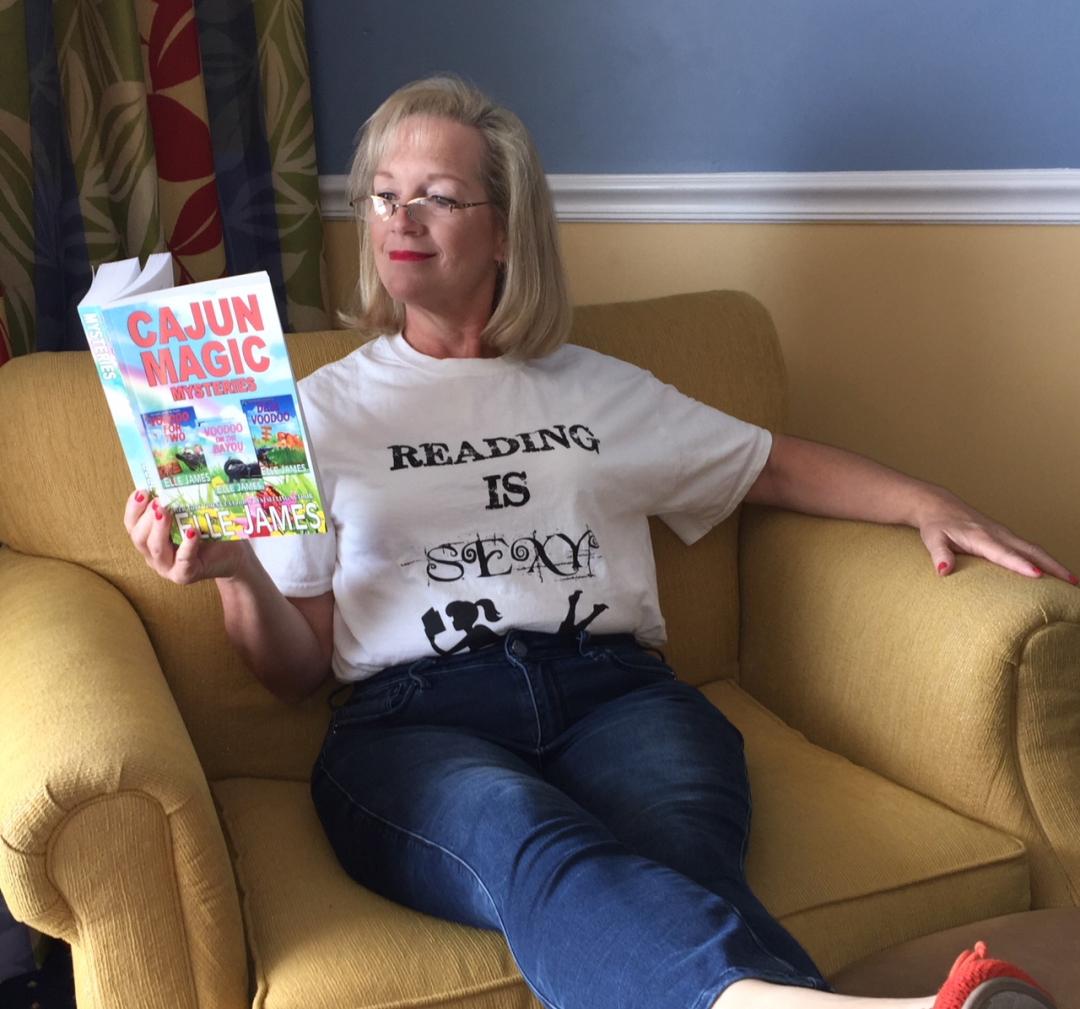 elle reading