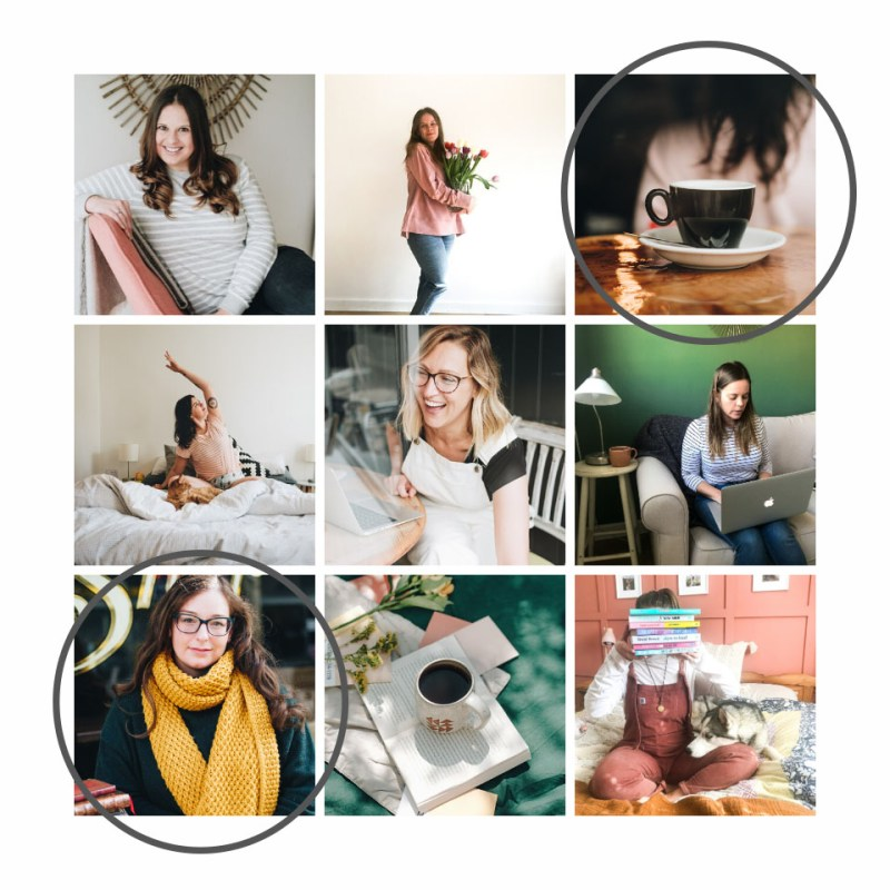 how to curate your instagram feed 2 4 Tips to Curate Your Instagram Grid to Attract More Followers