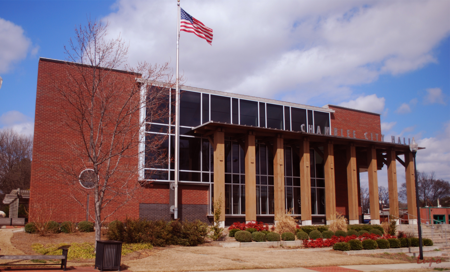 chamblee city hall