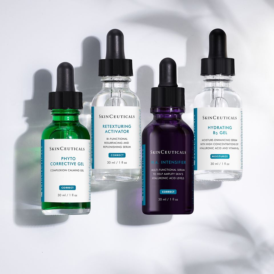 skinceuticals phyto corrective gel retexturing activator