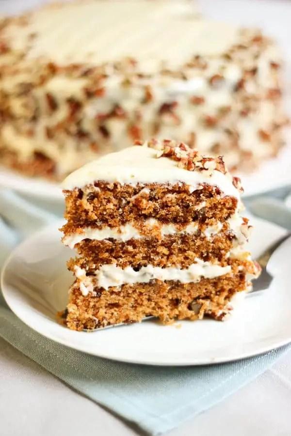 Le meilleur carrot cake