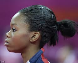 The Hair Chronicles...Gabby Douglas #30in30