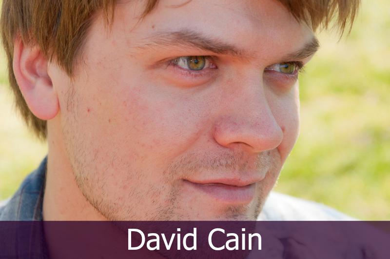 David Cain photo