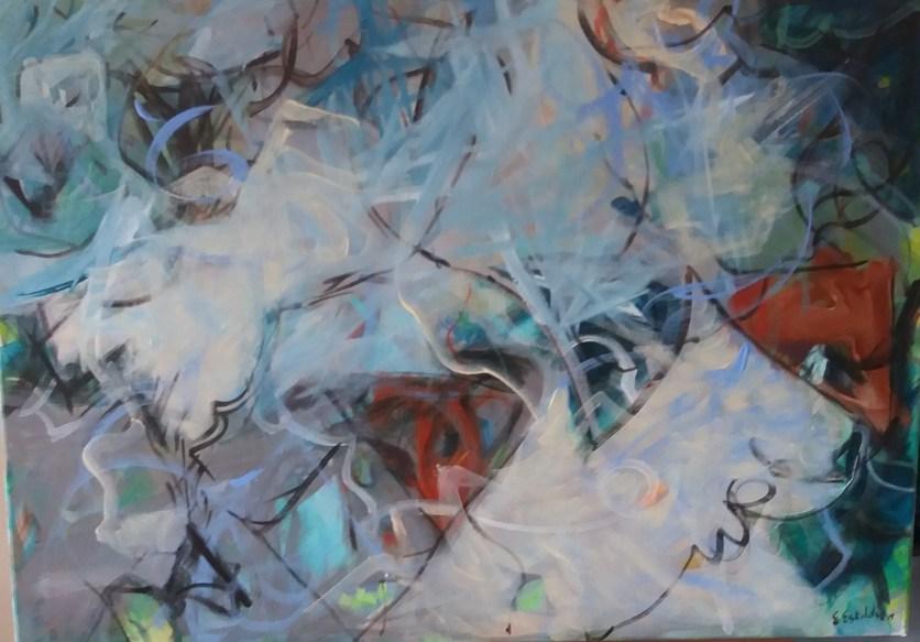 Ellen Eskildsen Abstract 36