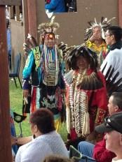 Men at the Alexander Pow Wow 2103