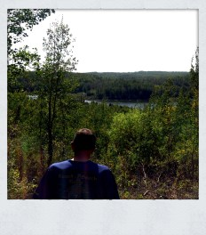 Enjoy walking trails near the city: Chickakoo Lake, north of Stony Plain