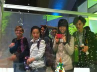CCI students at Festival of Trees 2011