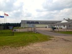 The Windsor salt plant, Lindbergh