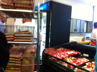 Lots of low-cost meat in the meat store