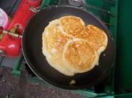 4-leaf pancake!