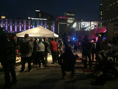 Rap, hiphop, & breakdancing in Churchill Square