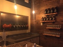a craft brewery in Sooke