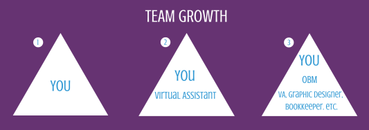 Virtual Assistant Team Growth