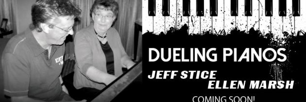 Dueling Pianos with Jeff Stice
