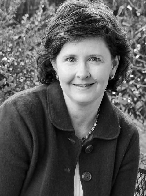 Author, journalist and lecturer Ellen Meacham.