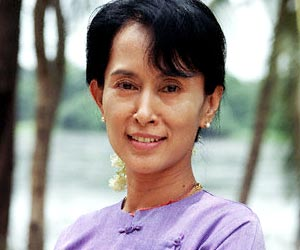 Nobel Prize Speech by Aung San Suu Kyi