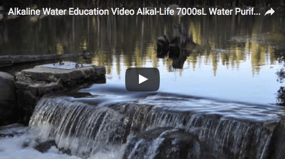 Alkaline Water Education Video