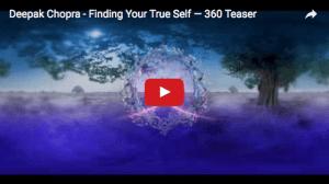 Deepak Chopra Finding your true self 360 VR