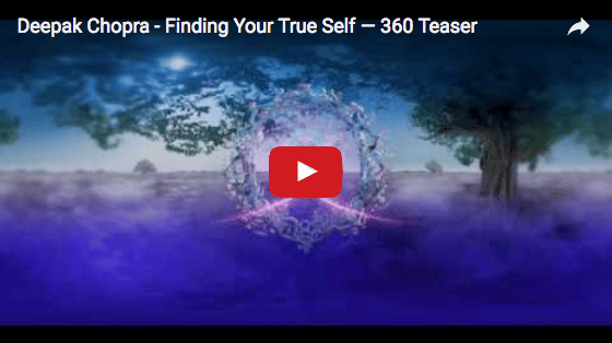 Deepak Chopra – Finding Your True Self VR