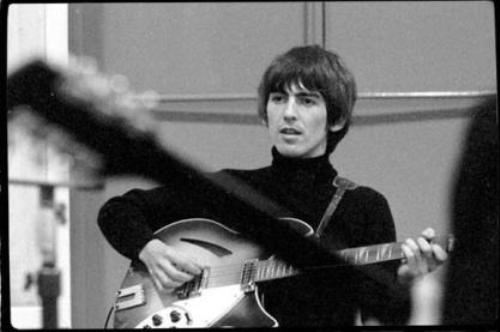 George Harrison - Mi Beatle Favorito (1)