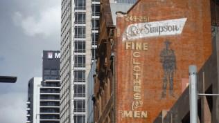 Sydney in contrast