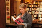 Ellen leest voor uit 'Jade bijna elf'