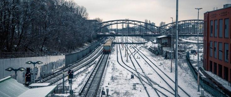 Anticlockwise round the Ringbahn