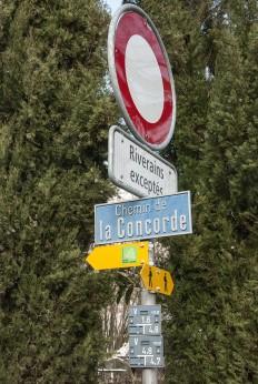 vineyard trail markers Geneva_040214