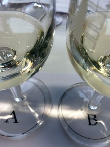 """Bllind tasting Chasselas A and B: neither one is """"best"""", just better appreciated by more people, to win the number one slot"""
