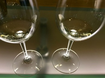 Two terroirs, one grape, one winery = double happiness when it's Petite Arvine!