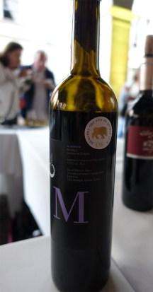 wine red blend 2012 Domaine Chafalet Geneva_170615