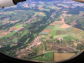 Geneva's Right Bank, vineyards