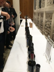 Merlot wines, single-grape and blends (up to 50%) from around the world, at the awards in Zurich