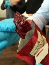Italy FattoriaBio Puccieriello dried red pepper chips_300516