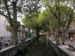 Goudargue's canal