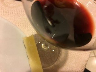 Cannonau and local cheese_211016