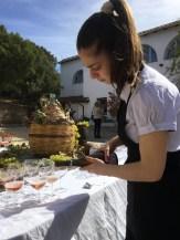 Sardinia Oliena Agriturismo Camisadu wine rosada_191016