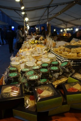 cheeses market Barcelona_101117