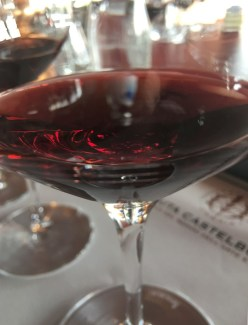 wine red Italy Montefalco DOCG Sagrantino Sangiovese blend Lunelli_271017