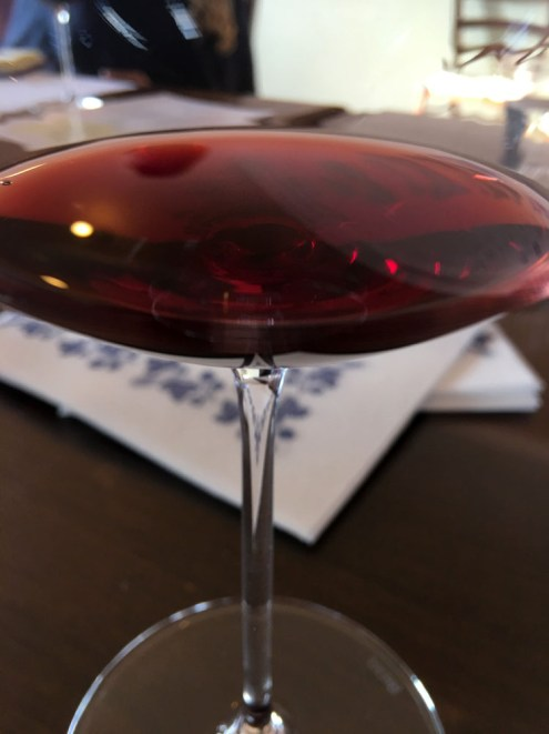 wine red Sagrantino Perticaia_261017