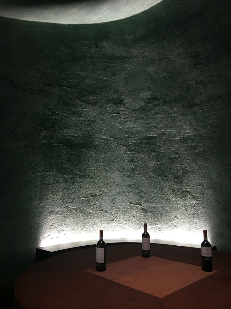 winery Italy Montefalco Lunelli Carapace12_271017
