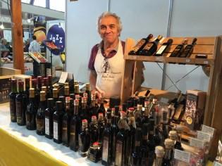Not just Swiss food - Italian fine balsamic