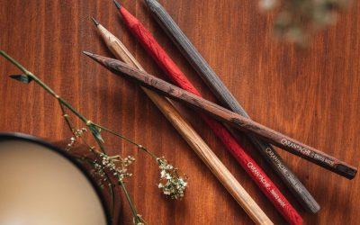 Les Crayons de la Maison Caran d'Ache Edition + Mizensir n°9