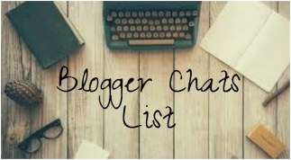 Blogger Chats List | Listopia